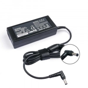 Alimentatore Caricabatteria 90W per TOSHIBA M300 PS300C T110 T130 U400 U500