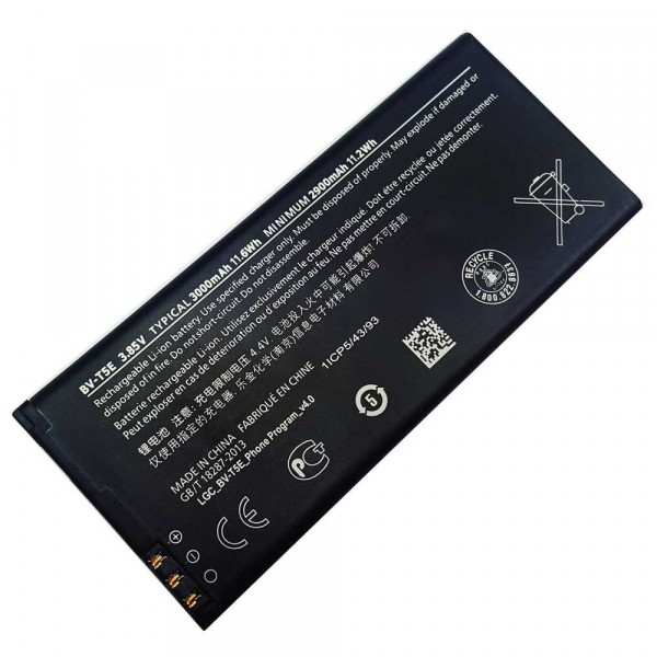 ORIGINAL BATTERY BV-T5E 3000mAh FOR NOKIA MICROSOFT LUMIA 950 DUAL SIM