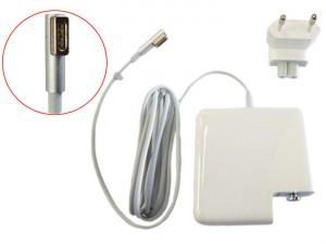 """Alimentatore Caricabatteria A1222 A1343 85W Magsafe 1 per Macbook Pro 17"""" A1229"""