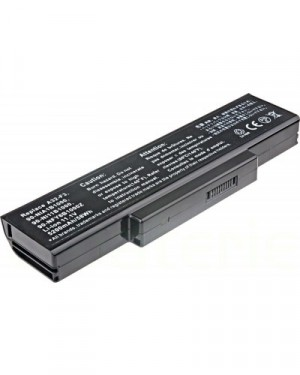 Battery 5200mAh BLACK for OLIVETTI OLIBOOK P1500 P1530 S1500 S1530