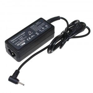 AC Power Adapter Charger 40W for ASUS Eee PC 1225 1225B 1225C