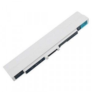 Battery 5200mAh WHITE for ACER ASPIRE ONE 752H-231R