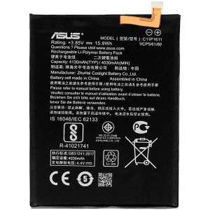 ORIGINAL BATTERY C11P1611 4130mAh FOR ASUS ZENFONE MAX PLUS (M1) ZB570TL X018D