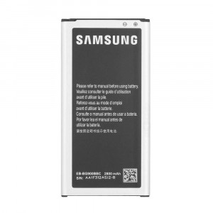 ORIGINAL BATTERY 2800mAh FOR SAMSUNG GALAXY S5 LTE SM-G900F G900F