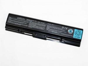 Batteria 5200mAh per TOSHIBA SATELLITE SL L200 L201 L202 L203 L205