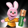 4 BATTERIES RECHARGEABLE AA DURACELL 2500 mAh STAYCHARGED PRECHARGED