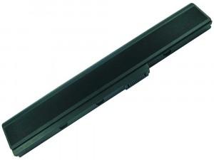 Batería 5200mAh para ASUS SERIE X52 X52D X52DE X52DR X52F X52J