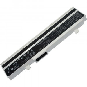 Batterie 5200mAh BLANCHE pour ASUS Eee PC 1015PN-RED018S 1015PN-RED023M
