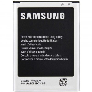 Batería Original B500BE 1900mAh para Samsung Galaxy S4 Mini