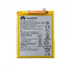 ORIGINAL BATTERY HB366481ECW 3000mAh FOR HUAWEI P10 LITE WAS-LX1A