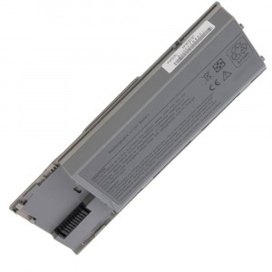 Battery 5200mAh SILVER for Dell Latitude D631N