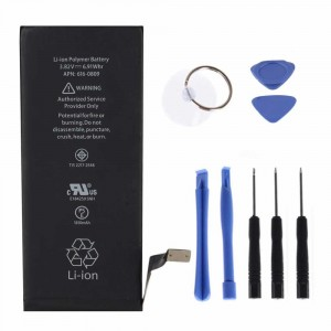 Compatible Battery 1810mAh for Apple iPhone 6 2014 + Kit