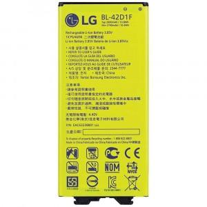 BATTERIE ORIGINAL BL-42D1F 2800mAh POUR LG G5 H820 H830 H840 H850