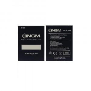 Batteria Originale BL-093 BL-93 2000mAh per NGM You Color E505 E506 E507