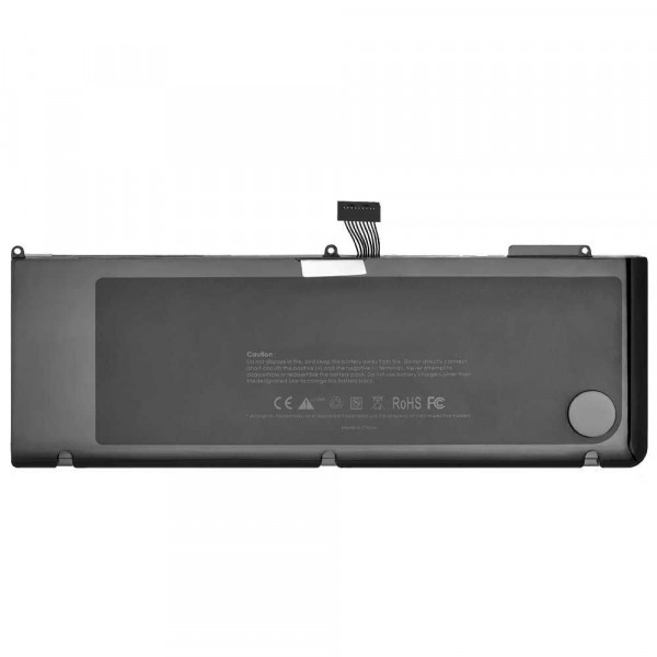 "Batteria A1321 A1286 4400mAh per Macbook Pro 15"" MC118*/A MC118CH/A MC118J/A"