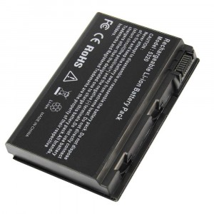 Battery 5200mAh 14.4V 14.8V for ACER TRAVELMATE 5720-302G25MI