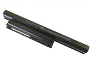 Batteria 5200mAh NERA per SONY VAIO VPC-EA2S1R-W VPC-EA2UFX VPC-EA2UFX-B