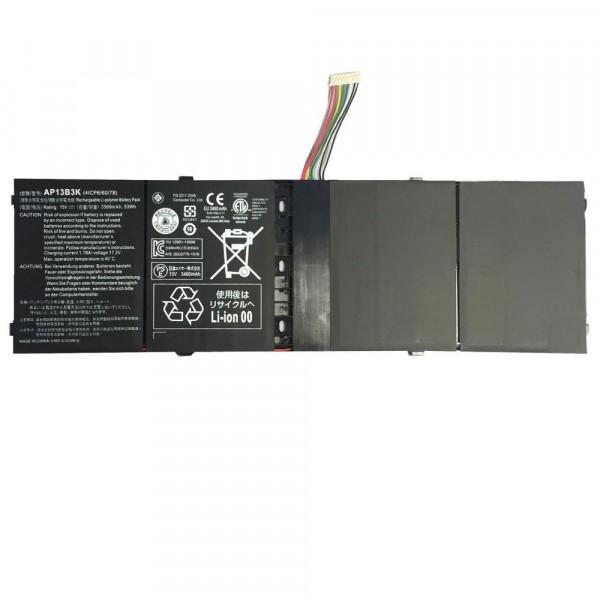 Battery 3400mAh for Acer Aspire V7-481P V7-481PG V7-482 V7-482P