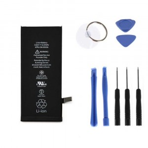 Compatible Battery 1715mAh for Apple iPhone 6S 2015 + Kit