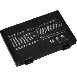 Battery 5200mAh for ASUS K50IJ-SX248V K50IJ-SX248X