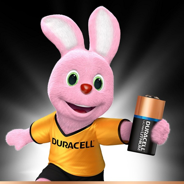 2 PILAS BATERÍAS DURACELL HIGH POWER LITHIUM 123 3V LITHIUM LITIO MORE POWER