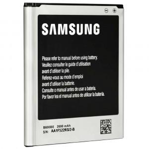 ORIGINAL BATTERY 2600mAh FOR SAMSUNG GALAXY S4 DUOS GT-i9502 i9502