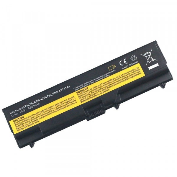 Batteria 5200mAh per IBM LENOVO THINKPAD ASM 42T4794 ASM 42T4796