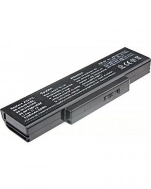 Battery 5200mAh BLACK for MSI MEGABOOK M655 M655 MS-1039