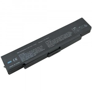Batterie 5200mAh pour SONY VAIO VGN-FE690P-B VGN-FE690PB VGN-FE730FM VGN-FE750FM