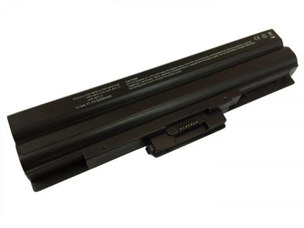 Batteria 5200mAh NERA per SONY VAIO VGP-BPS13 VGP-BPS13-B5200mAh