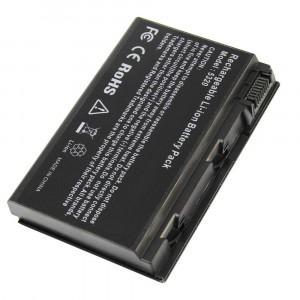 Batterie 5200mAh 14.4V 14.8V pour ACER TRAVELMATE 7520G-401G16 7520G-401G16MI