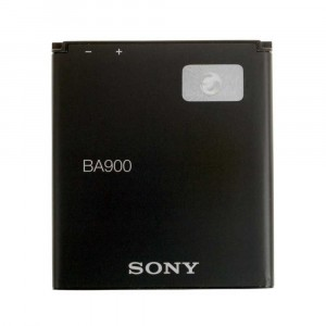 BATTERIE ORIGINAL BA900 1700mAh POUR SONY XPERIA GX SO-04D