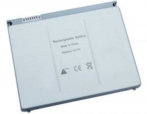 """Batterie A1175 pour Macbook Pro 15"""" MA464LL MA464LL/A MA464ZH/A MA464ZH/CTO"""