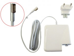 Power Adapter Charger A1184 A1330 A1344 60W for Macbook Black 2009