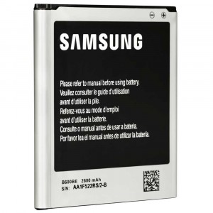 ORIGINAL BATTERY 2600mAh FOR SAMSUNG GALAXY S4 LTE GT-i9505 i9505