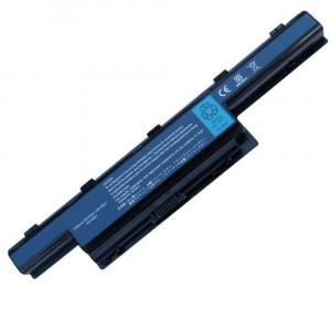 Batteria 5200mAh per PACKARD BELL EASYNOTE NM85 NM85-JN-030GE NM85-JU-202RU