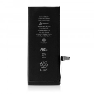 BATTERIE COMPATIBLE 1960mAh POUR APPLE IPHONE 7 APN 616-00255 616-00256