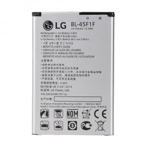 Original Battery BL-45F1F 2410mAh for LG K4 2017 K8 2017