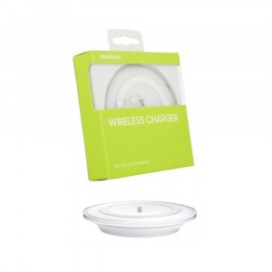 Chargeur Original Samsung Wireless pour Galaxy Note 3 N9005 Blanc