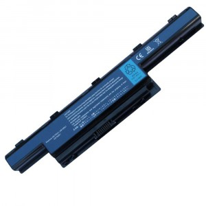 Battery 5200mAh for ACER TRAVELMATE TIMELINEX 8472TG TM-8472TG TM-8472TG-HF