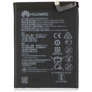 ORIGINAL BATTERY HB406689ECW 4000mAh FOR HUAWEI NOVA LITE+ PLUS TRT-L21
