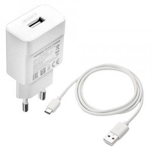 Original Charger Quick Charge + Type C cable for Huawei Honor Play